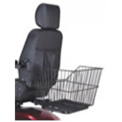 Panier arrière pour quadriporteur
